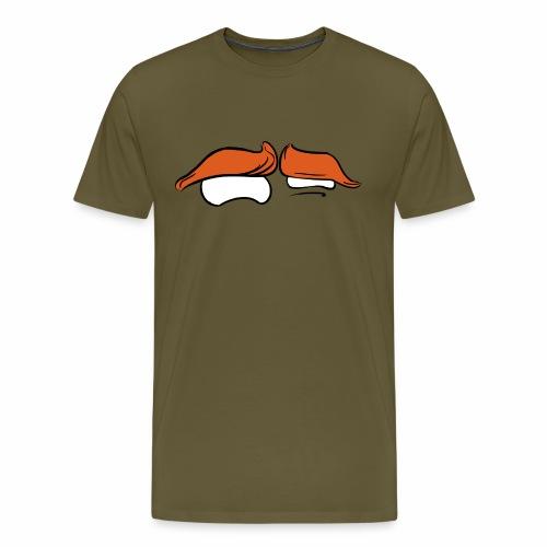 Eyebrow - Men's Premium T-Shirt