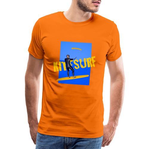 KITESURF HOMME - T-shirt Premium Homme