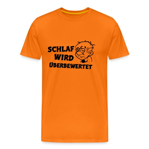 Schlaf - Men's Premium T-Shirt