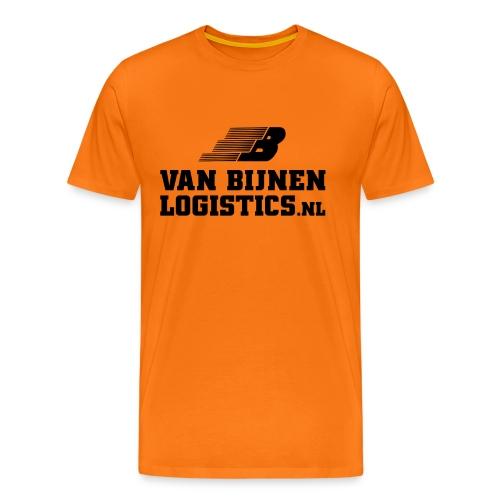 logo sportshirts - Mannen Premium T-shirt