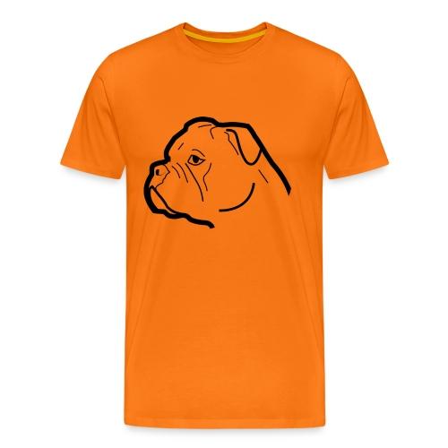 Continental Bulldog T-Shirt - Männer Premium T-Shirt