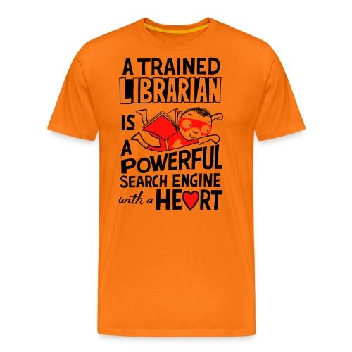 sarah mcintyre tshirt1 png - Men's Premium T-Shirt