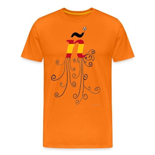 eÑe - Camiseta premium hombre