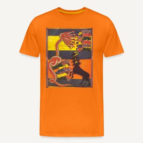 Beatus - Koszulka męska Premium