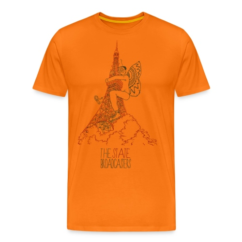 Mothman - Men's Premium T-Shirt