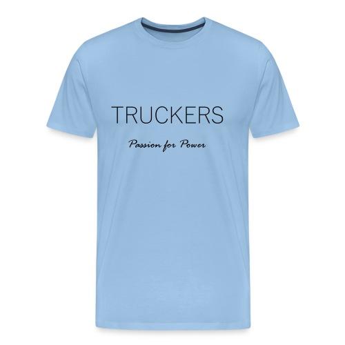Passion for Power - Men's Premium T-Shirt