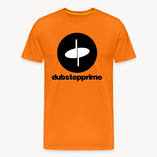 dubstepprime logo - Men's Premium T-Shirt