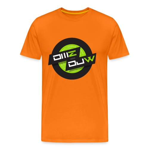 DJ DMZ & DJW Official Merch. - Mannen Premium T-shirt