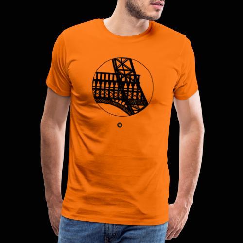 La Tour de Fer - T-shirt Premium Homme