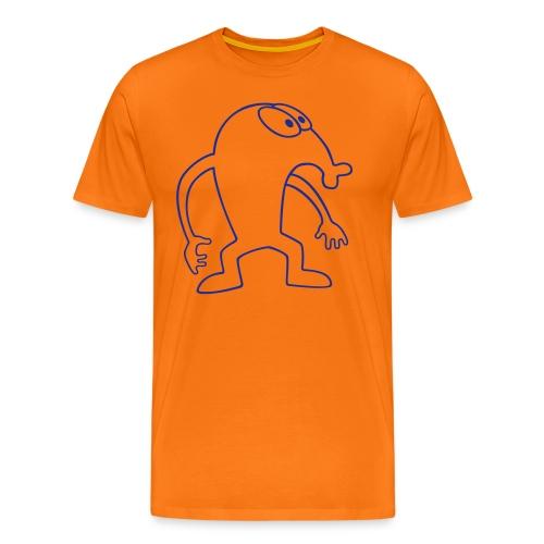 Hempel goes vector - Männer Premium T-Shirt
