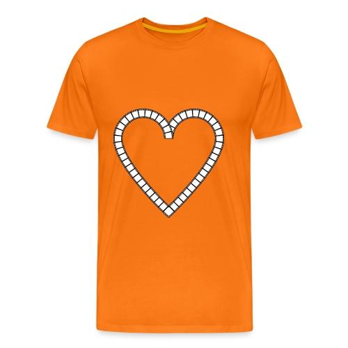 Isle of Love Movie - Men's Premium T-Shirt