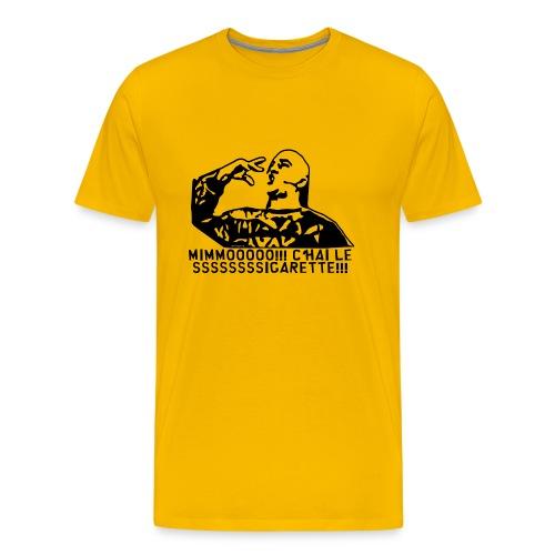 pino dei palazzi2 nero - Maglietta Premium da uomo