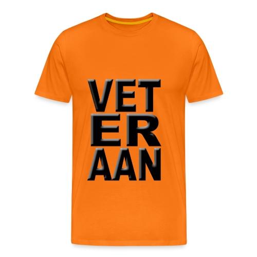 VETerAAN - Mannen Premium T-shirt