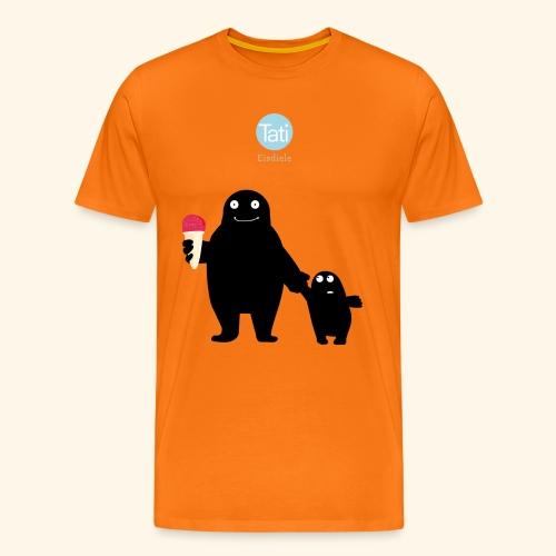 monsterklein - Männer Premium T-Shirt