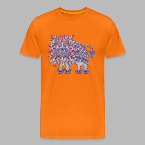 ROAR! - Men's Premium T-Shirt