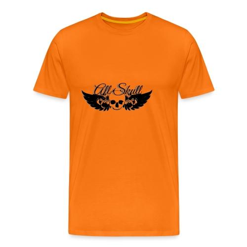 AllSkull - Camiseta premium hombre