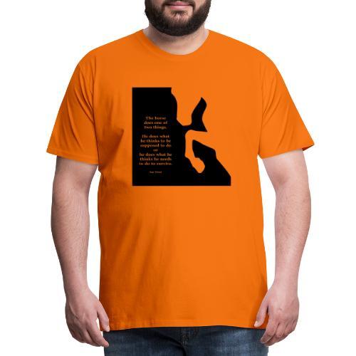 Ray Hunt - Männer Premium T-Shirt