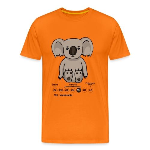 Koala & Co - T-shirt Premium Homme