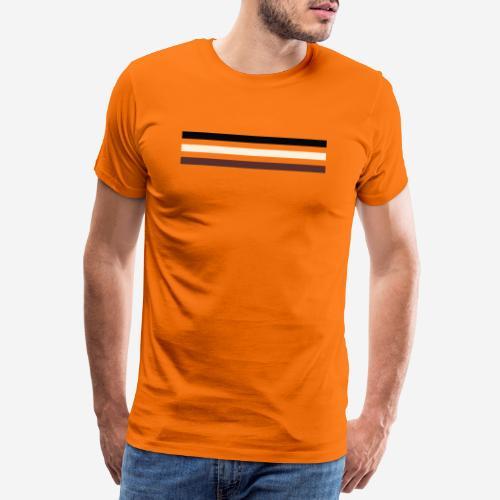 Lines 9 - Maglietta Premium da uomo