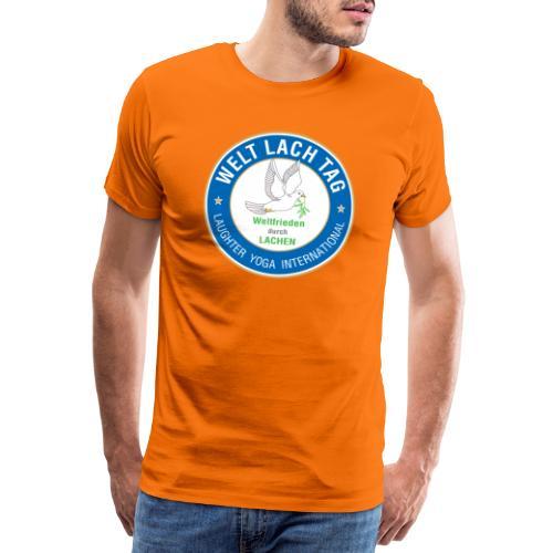 Wlt Logo png - Männer Premium T-Shirt