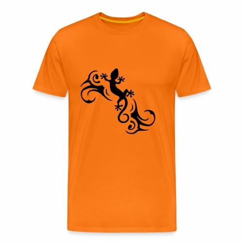 Lizard Tattoo - Männer Premium T-Shirt