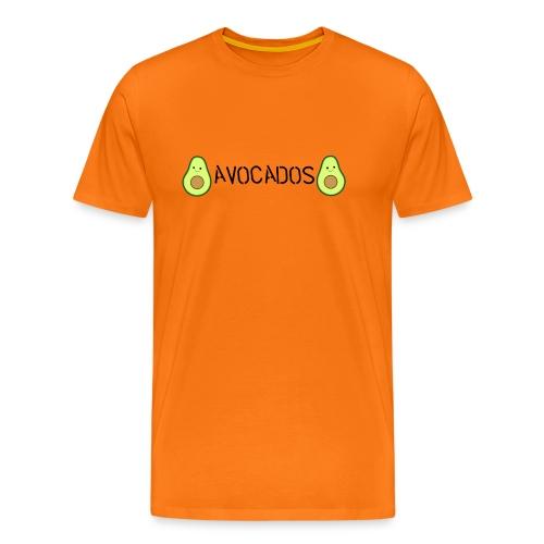 Avovados - Men's Premium T-Shirt