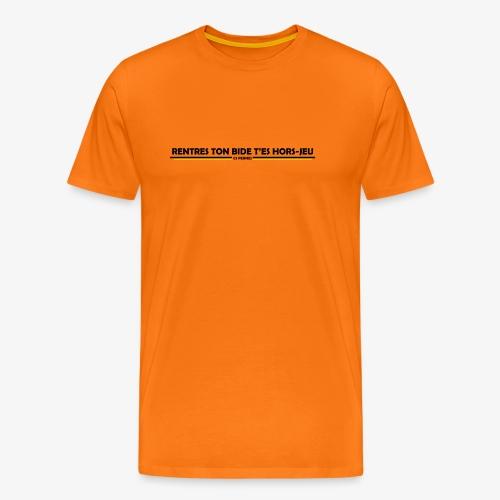 HORSJEU - T-shirt Premium Homme