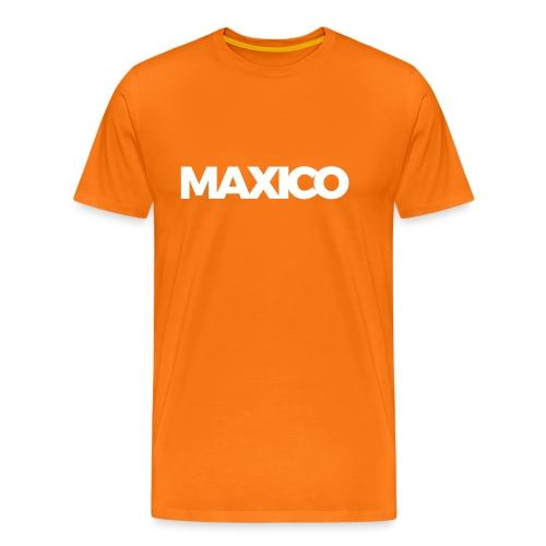 MAXICO - Mannen Premium T-shirt