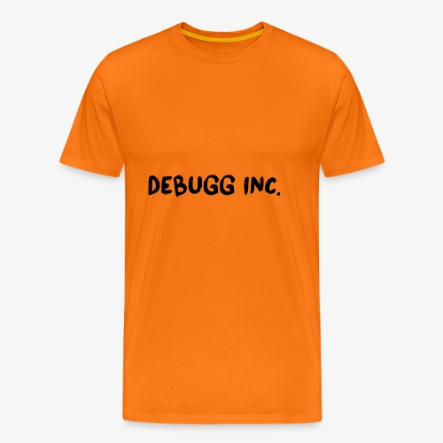 Debugg INC. Brush Edition - Men's Premium T-Shirt