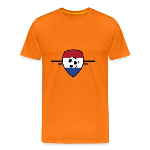 Holland Football - T-shirt Premium Homme