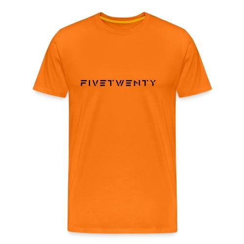 fivetwenty logo test - Premium-T-shirt herr