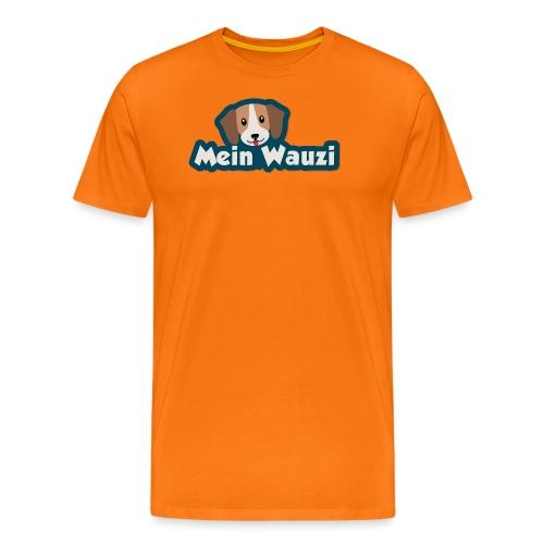 MeinWauzi - Männer Premium T-Shirt