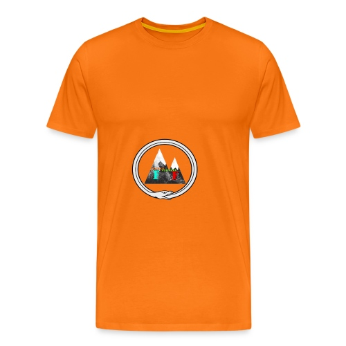 verdens beste ting - Premium T-skjorte for menn