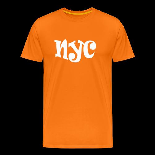 New york city - Camiseta premium hombre