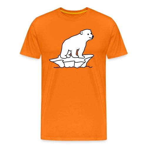 Eisbaer - Männer Premium T-Shirt