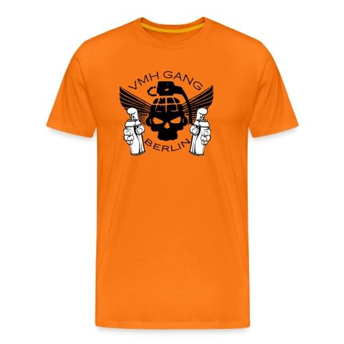 NEW VMH LOGO - Männer Premium T-Shirt