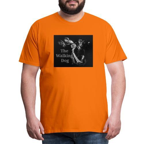 The Walking Dog - Männer Premium T-Shirt