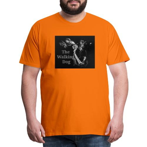 The Walking Dog - Männer Premium T-Shirt