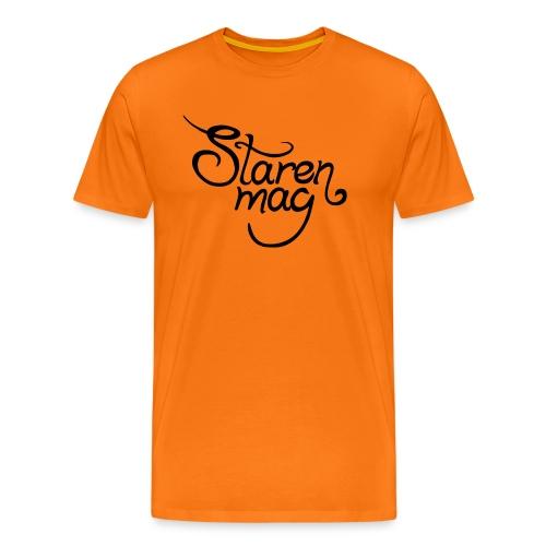 starenmag - Mannen Premium T-shirt