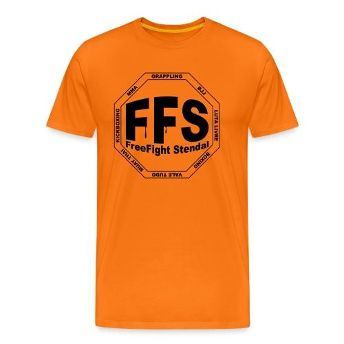 entwurf002back - Männer Premium T-Shirt