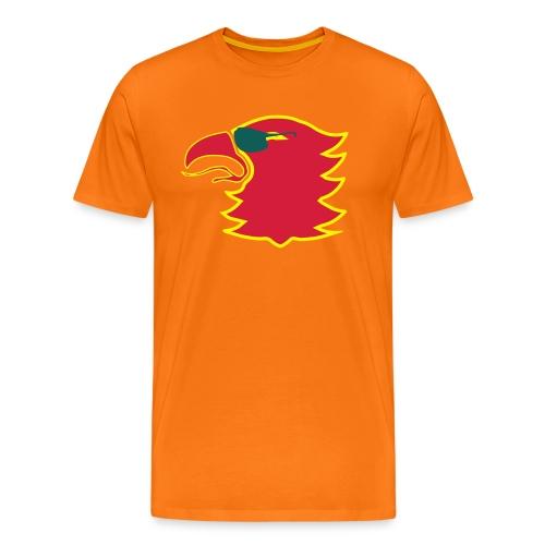 Liekki - Miesten premium t-paita