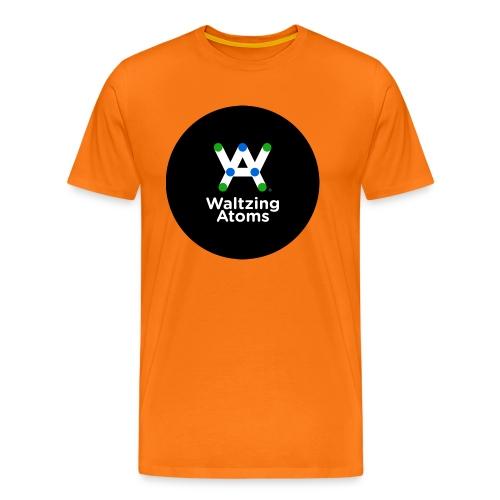 WA LOGO BATCH 400dpi png - Männer Premium T-Shirt