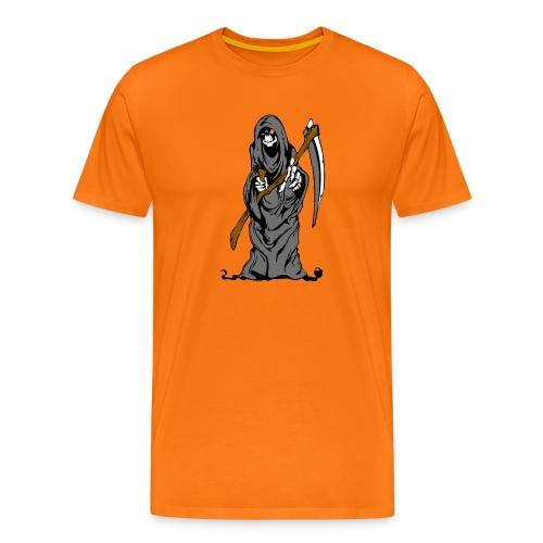 Reaper - Sensenmann - Männer Premium T-Shirt