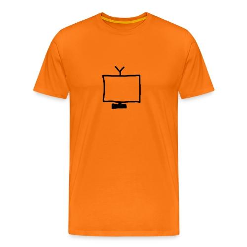 TV - Männer Premium T-Shirt