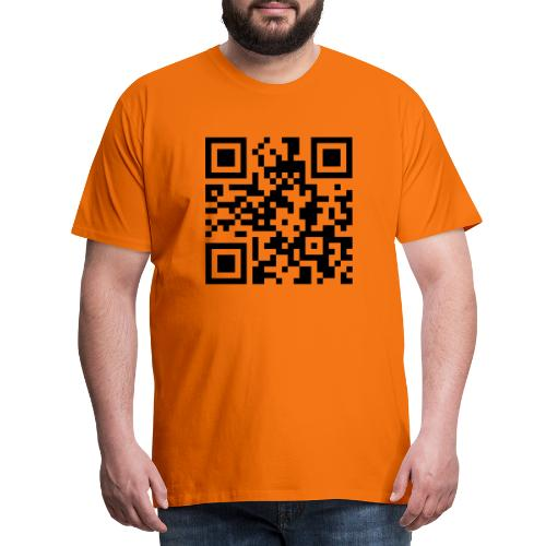 nurdspaceqrcode - Men's Premium T-Shirt