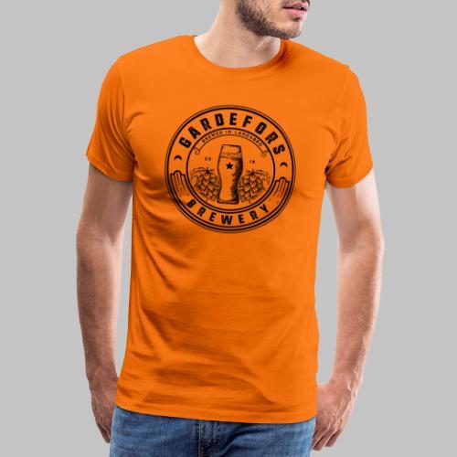 Gardefors Brewery - Premium-T-shirt herr
