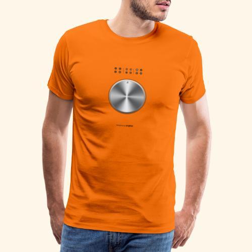 Radio - Männer Premium T-Shirt