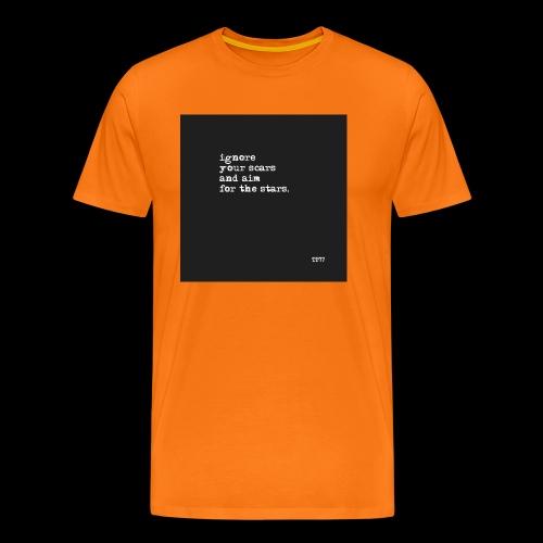 scars - Men's Premium T-Shirt