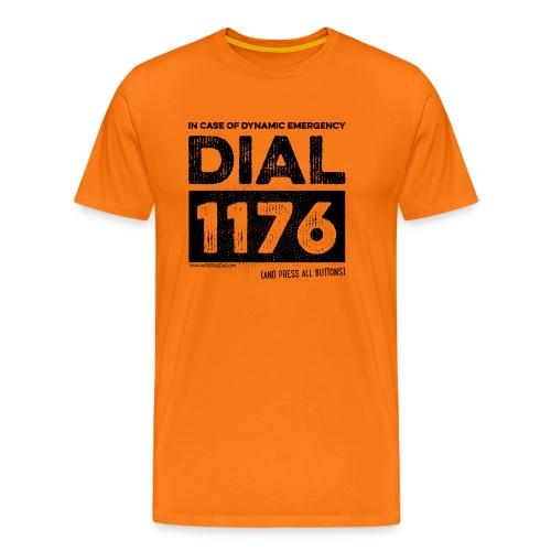 DIAL 1176 - T-shirt Premium Homme