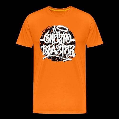 logo ghe2toblaster ...019 - T-shirt Premium Homme